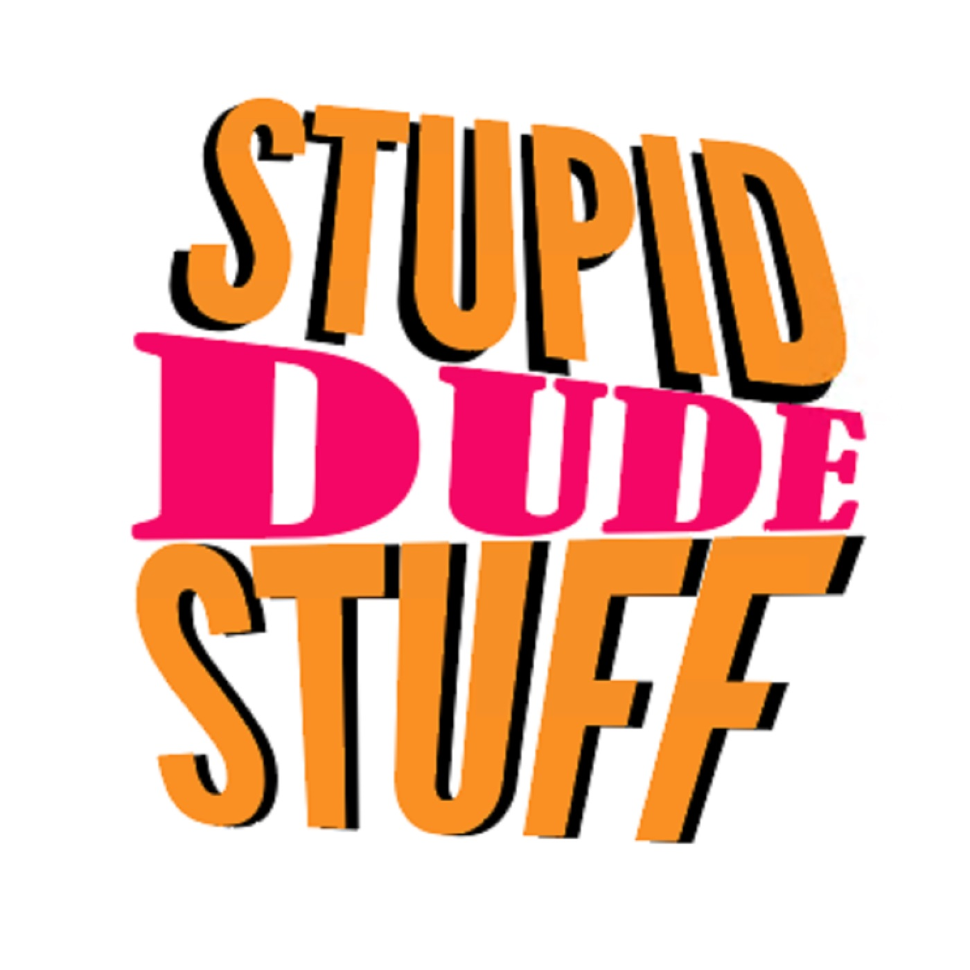 Stupid Dude Stuff